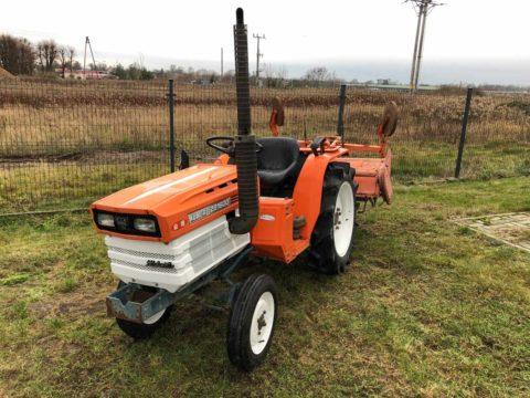Kubota ZB1600 2 WD compact tractor