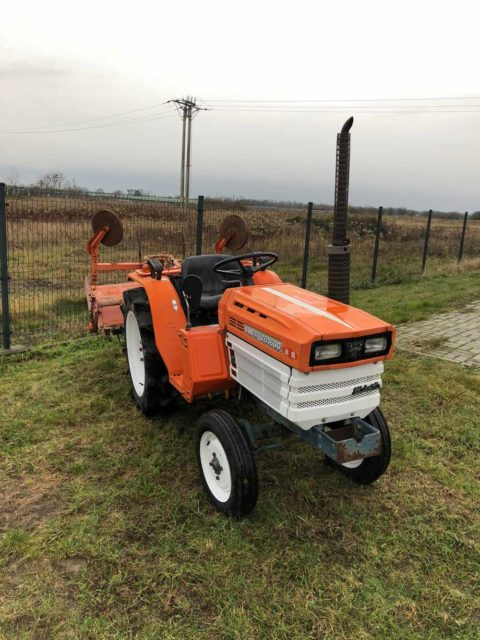 Kubota ZB1600 compact tractor