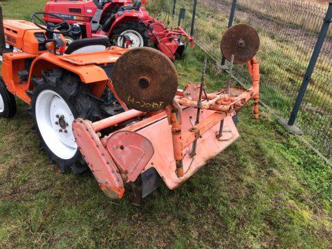 ZB1600 rotary tiller