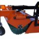 Hydraulic sweeper for tractor