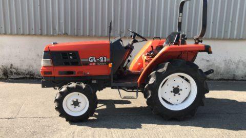 Kubota tractor perfect shape