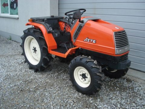 Aste A19 small tractor