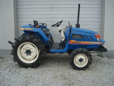 20HP iseki tractor