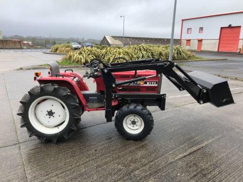 Shibaura compact tractor