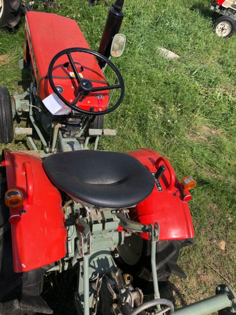 Yanmar compact tractor
