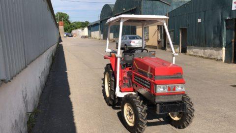 Yanmar FF205 compact tractor Ireland